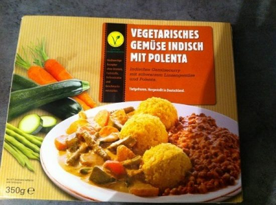 Les produits végétariens chez kaufland