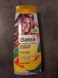 Shampooing à la mangue