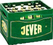 Jever Pilsener, bière*, 9.80€/10 litres (  3.10€ de consigne )