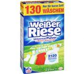 """Lessive """"Weisser Riese"""" XXXL, 14.99€/130 doses  à Aachen, Würselen, Monschau, Kehl, Offenburg, Lörrach, Völklingen, Merzig,  Emmendingen, Ettenheim, Pirmasens"""